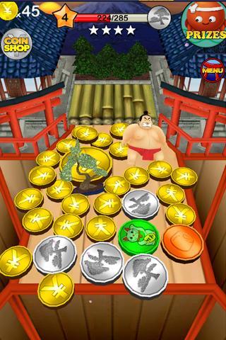Coin Dozer: World Tour screenshot 2