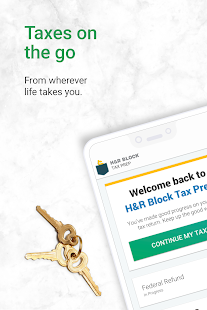 H&R Block Tax Prep and File for pc