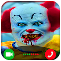 Video Call From Killer Clown APK for Bluestacks