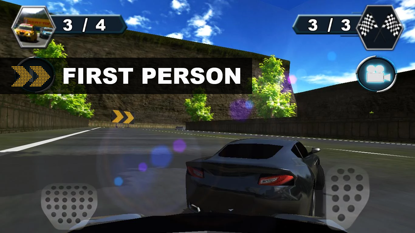 Car Racing Screenshot 3