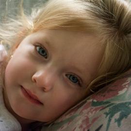 Gianna by Joe Saladino - Babies & Children Child Portraits ( child, girl, female, toddler, portrait )