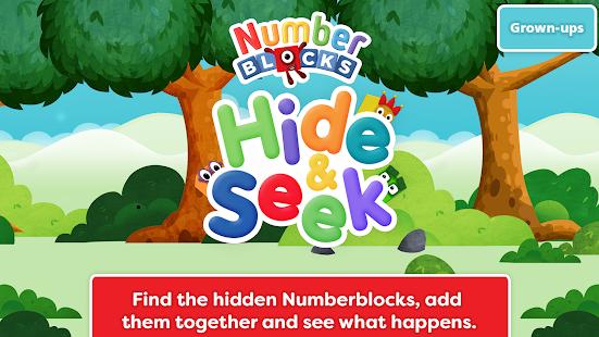 Numberblocks: Hide and Seek for pc