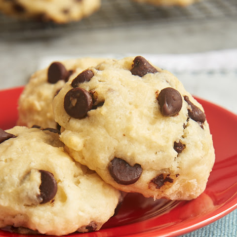 Chocolate Chip Drop Biscuits