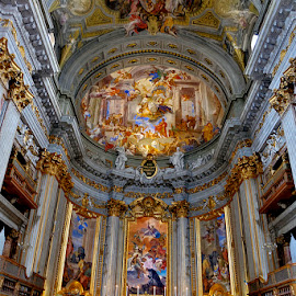 Cathedral in Rome by Khaled Ibrahim - Buildings & Architecture Places of Worship