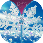 Ice Zipper Lock Screen APK for Ubuntu