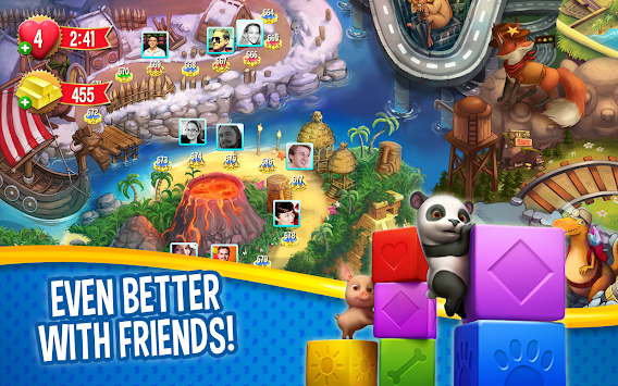 Pet Rescue Saga APK screenshot thumbnail 14