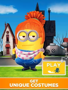 Despicable Me: Minion Rush Screenshot
