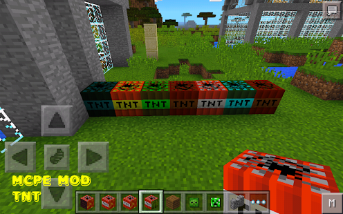 Free TNT Mod For McPE APK for Windows 8