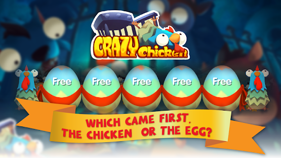 Crazy Chicken- screenshot thumbnail
