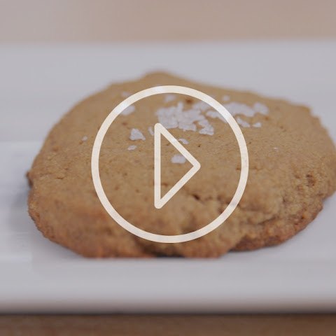 "Nut-Free ""PeaNOT"" Butter Cookies"