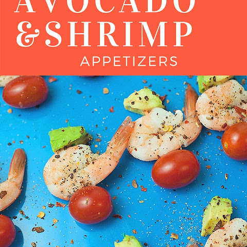 Avocado & Shrimp Appetizers