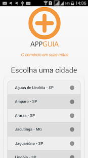 APPGuia - screenshot