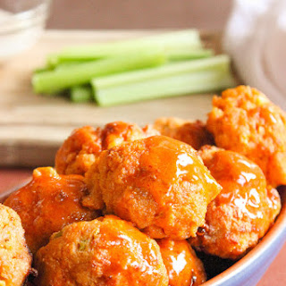 Buffalo Chicken Balls Recipes