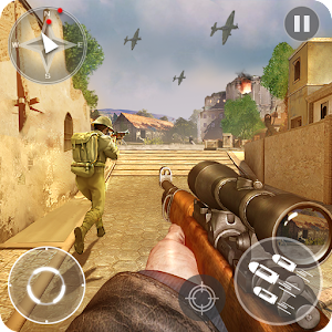 Critical Army Sniper : Shooting Counter PC Download / Windows 7.8.10 / MAC