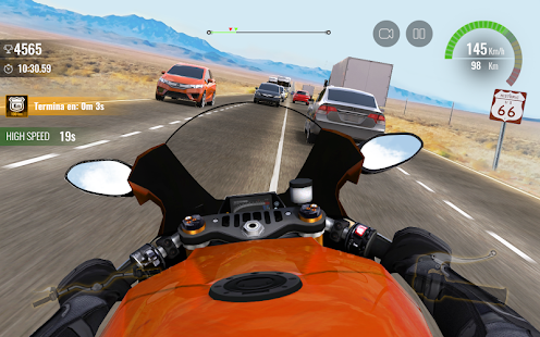 Moto Traffic Race 2 Screenshot