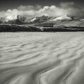 Fermoyle Winter by Judy Mulholland - Landscapes Beaches ( kerry dingle brandon bay wild atlantic way ireland )