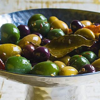 Olive Mix Recipes