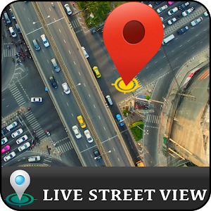 Street Live View & Satellite Map Earth Navigation
