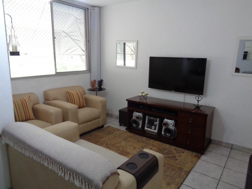 Apartamento com 2 dormitórios à venda, 62 m² por R$ 220.000 - Alcântara - São Gonçalo/RJ