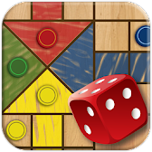 Ludo Parchis Classic Woodboard APK Icon