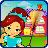 Download Girls Doll House Cleanup APK