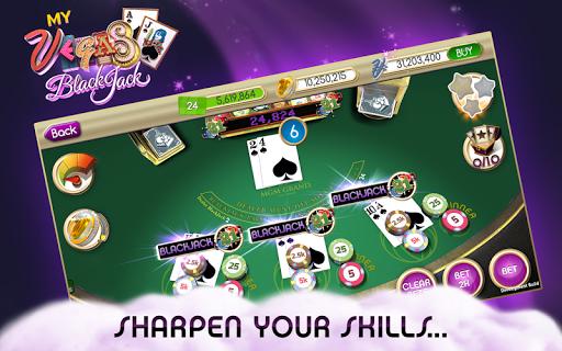 Blackjack - myVEGAS 21 - screenshot