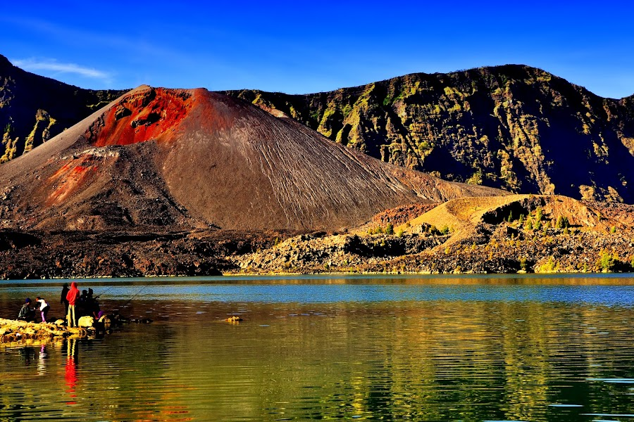 Volcano by Idham Halid - Landscapes Mountains & Hills