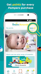 Pampers Rewards for Parents and Babies Für PC Windows & Mac