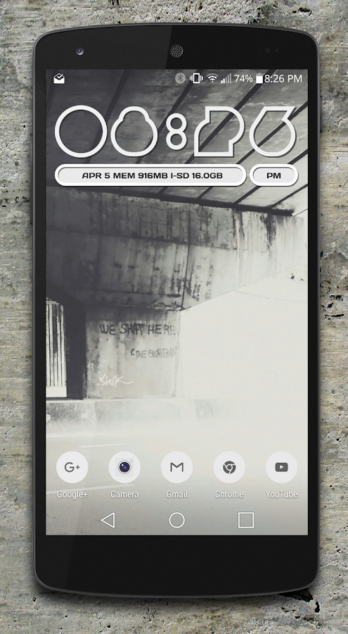 Funk Zooper widget pack Screenshot 3