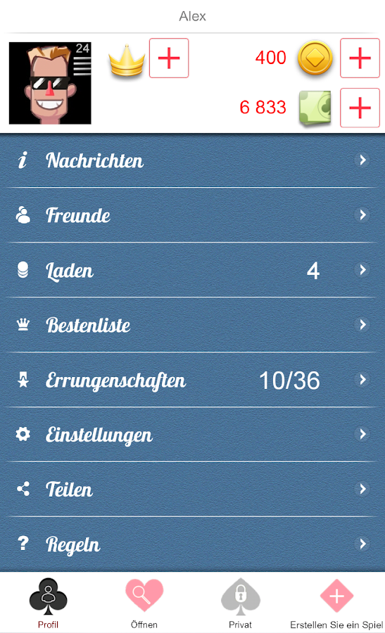 Durak Online – Screenshot