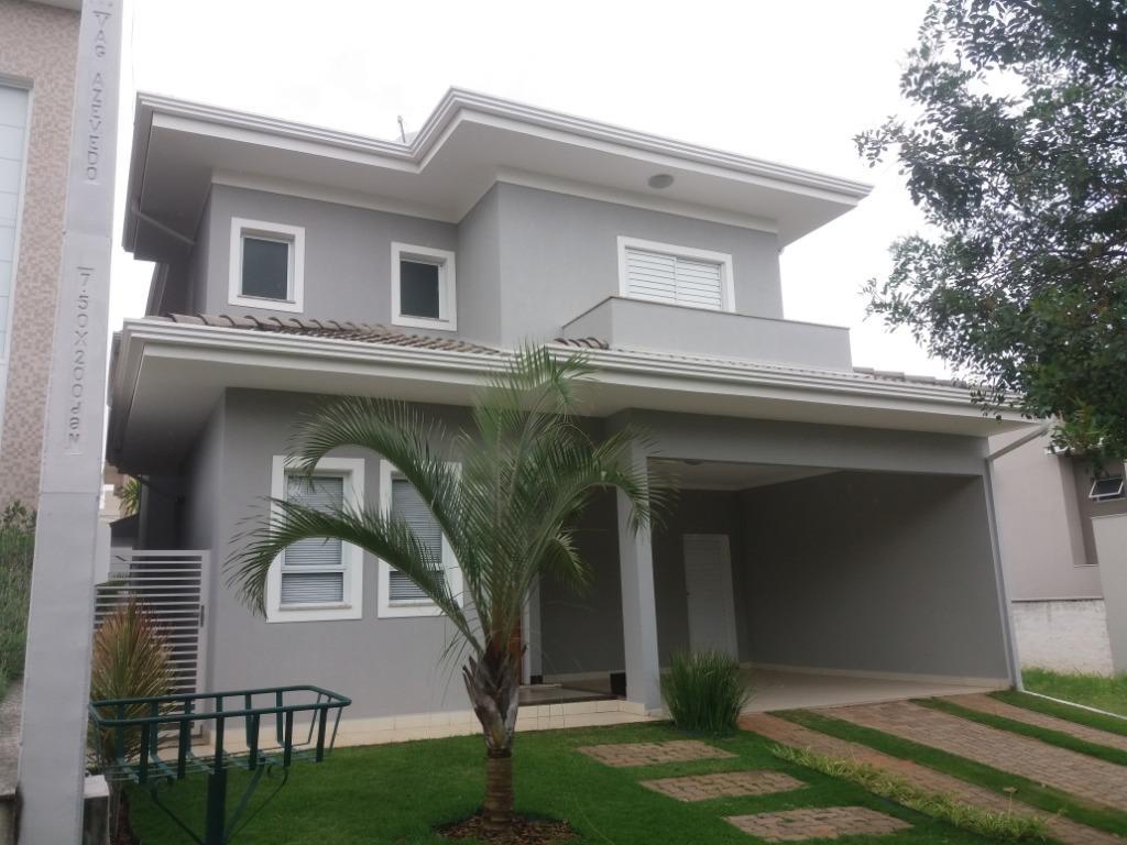 Casa com 3 dormitórios à venda, 219 m² por R$ 1.150.000 - Condomínio Reserva da Mata - Vinhedo/SP