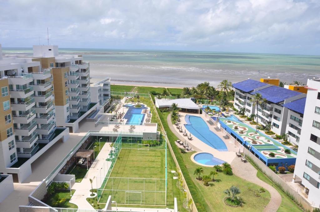 Cobertura com 5 dormitórios para alugar, 277 m² por R$ 4.500/mês - Intermares - Cabedelo/PB