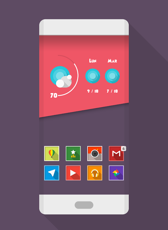 TAY - ICON PACK Screenshot 1