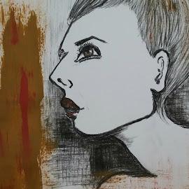 by Jana Prášková - Drawing All Drawing