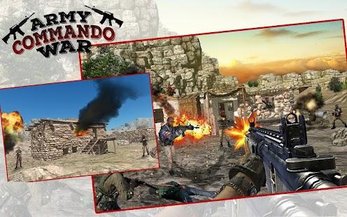 Army Commando War Free- screenshot thumbnail