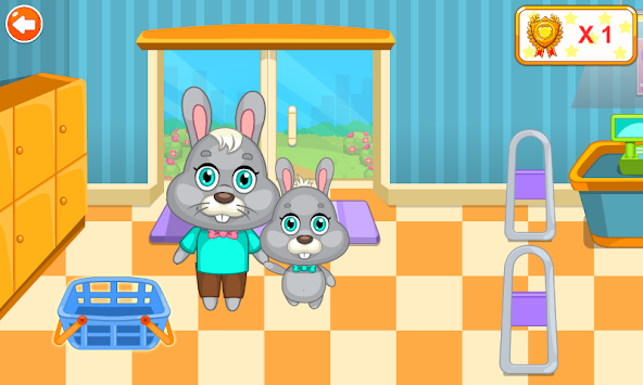 Children's Supermarket APK screenshot thumbnail 1