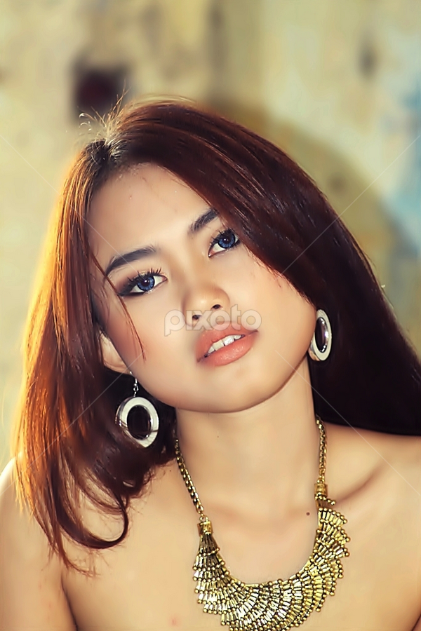 Maya Ningrum by B Photography - People Portraits of Women