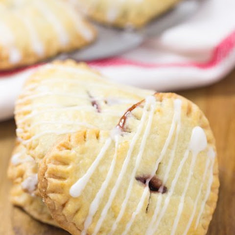 Cherry Chocolate Hand Pies