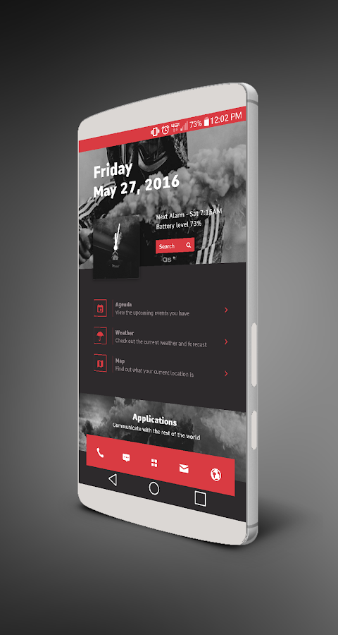 ReliableHome for KLWP Screenshot 7