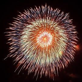 Qrendi Lourdes Malta 2015 by Ruben  Paul - Abstract Fire & Fireworks ( ta-lourdes, malta, fujifilm, qrendi, fireworks )