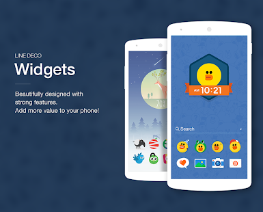 Download Android App Wallpapers Icons Line Deco For