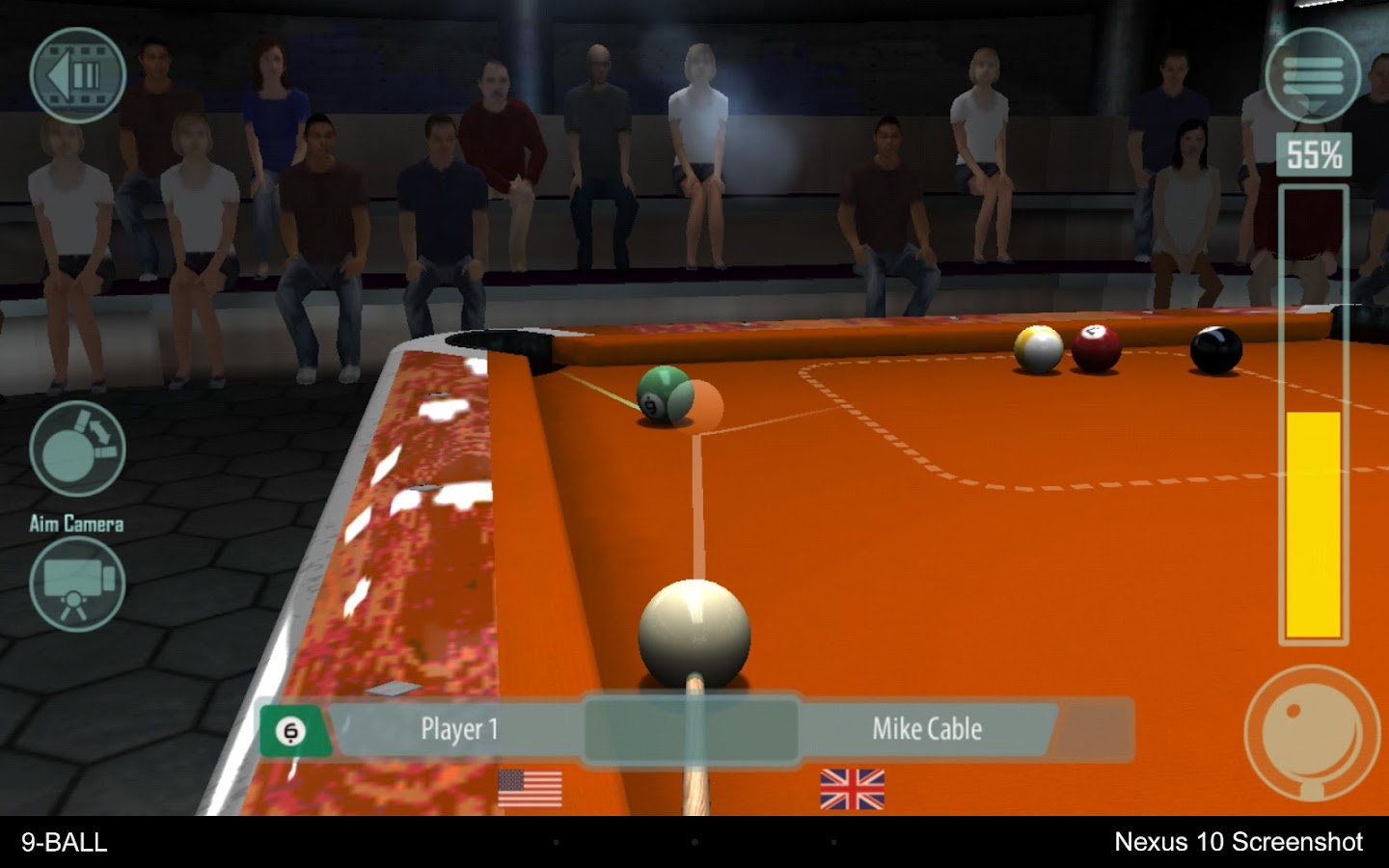 International Pool Screenshot 11