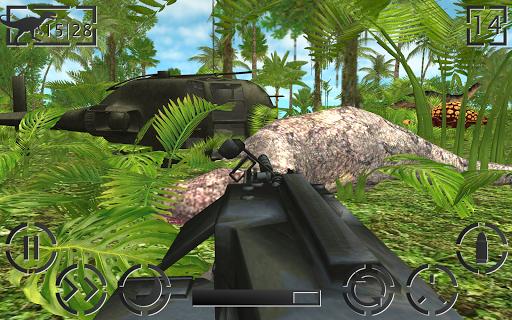 Dinosaur Hunter: Survival Game screenshot 2