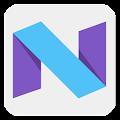 Nougat - Icon Pack APK for Ubuntu