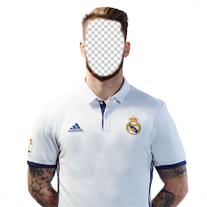 Photo Editor For Real Madrid