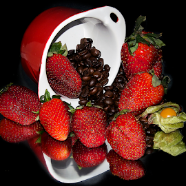 fruits with the coffee by LADOCKi Elvira - Food & Drink Fruits & Vegetables (  )