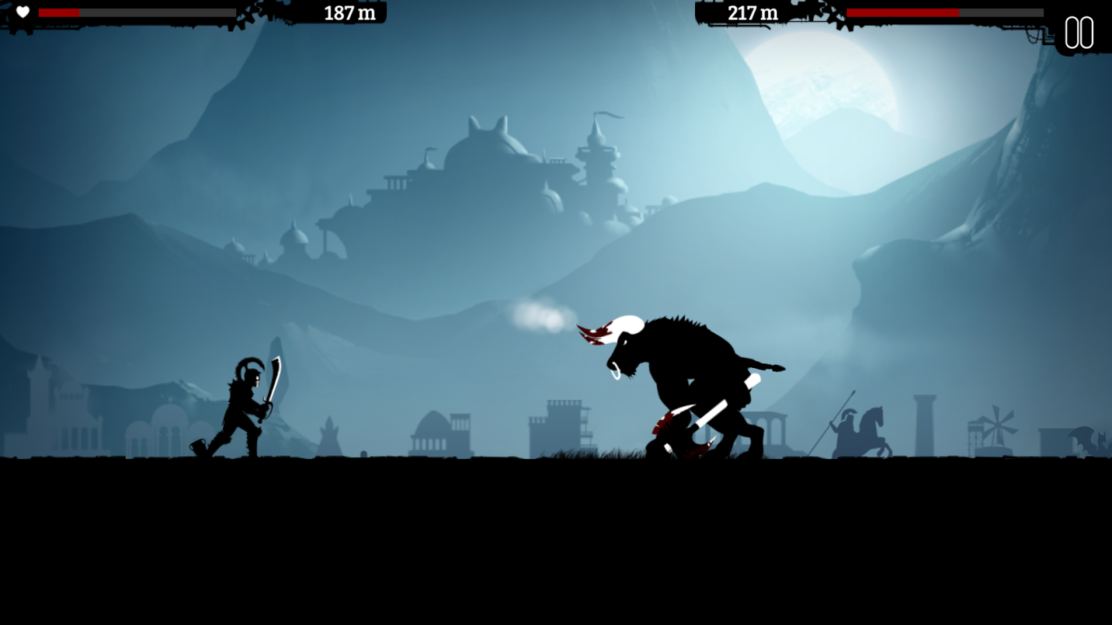 Dark Lands Screenshot 1
