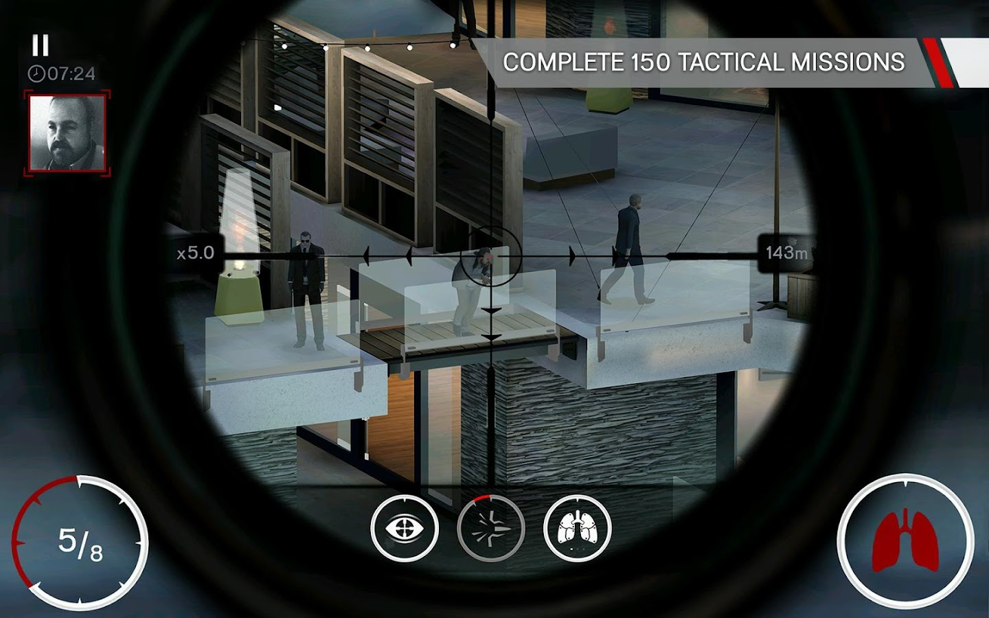 Hitman: Sniper Screenshot 11