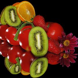 fruits,vegetables by LADOCKi Elvira - Food & Drink Fruits & Vegetables ( fruits )