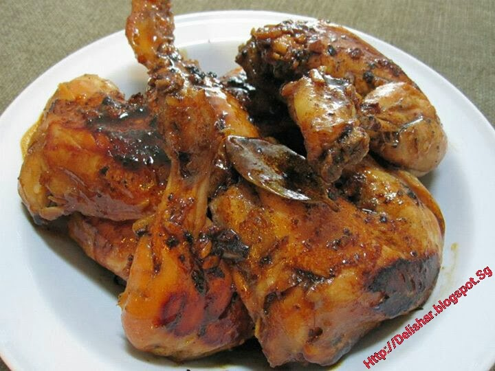 Filipino Chicken Adobo Recipe | Yummly
